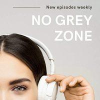 No Grey Zone Cover ARt
