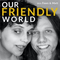 Our Friendly World Cover Art