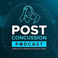 Post Concussion Podcast Cover Art